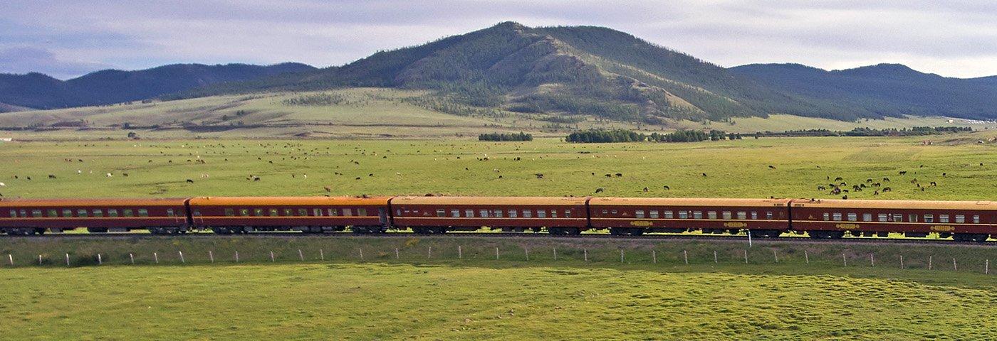 Train Or des Tsars