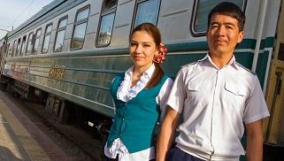 Equipe du Train Registan