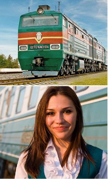 Train Régistan : train et équipe
